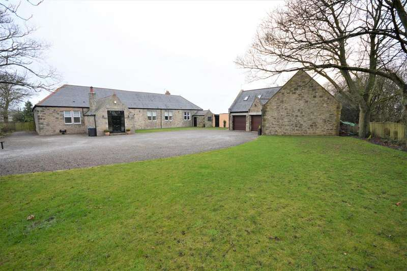 5 Bedrooms Bungalow for sale in Long Lane, Binchester, Bishop Auckland, DL14 8AU