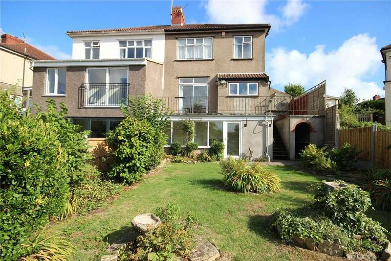 3 Bedrooms Semi Detached House for sale in Wellington Drive, Henleaze, Bristol, BS9