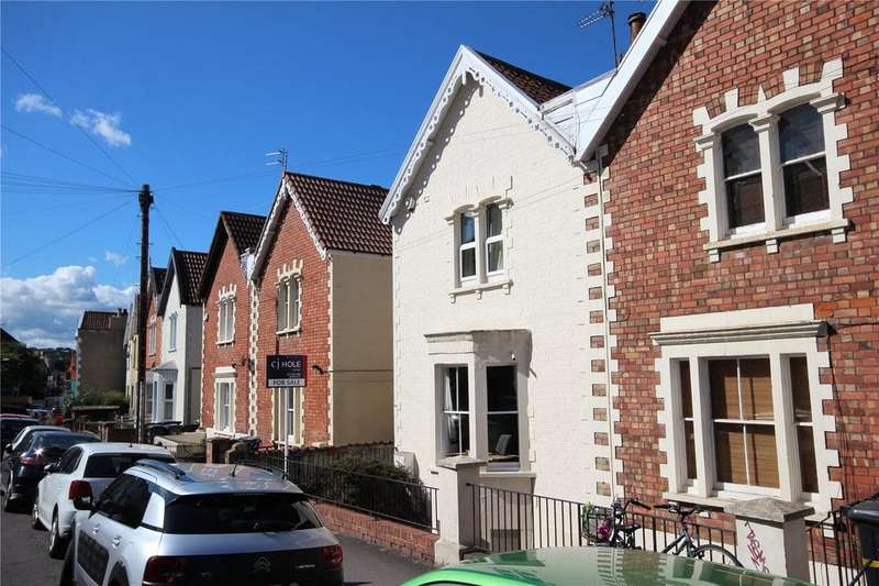 4 Bedrooms End Of Terrace House for sale in North Road, St. Andrews, Bristol, BS6