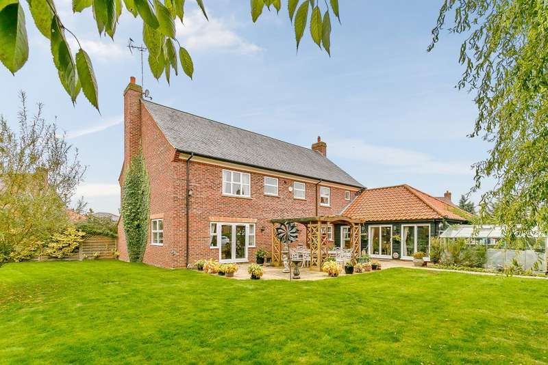 5 Bedrooms Detached House for sale in Lovett Green, Sharpenhoe