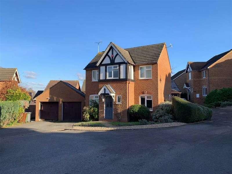 3 Bedrooms Detached House for sale in Raphael Close, Shenley, Hertfordshire