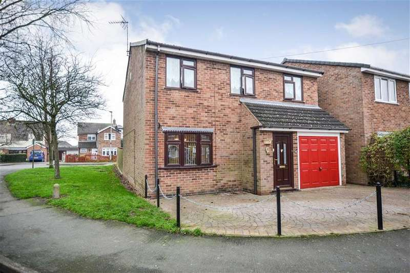 3 Bedrooms Detached House for sale in Newbold Verdon