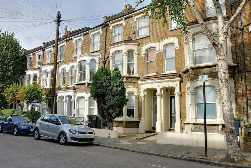 2 Bedrooms Flat for sale in Bardolph Road, Tufnell Park, N7