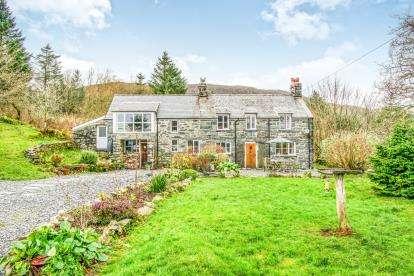 4 Bedrooms Detached House for sale in Trawsfynydd, Blaenau Ffestiniog, Gwynedd, LL41