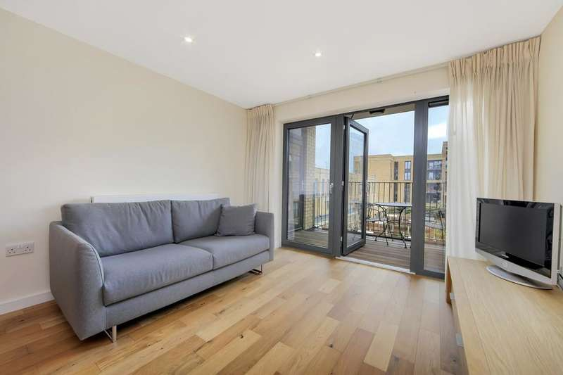 2 Bedrooms Flat for sale in Bramah Road, London SW9