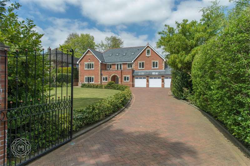 6 Bedrooms Detached House for sale in St Andrews Road, Lostock, Bolton, BL6