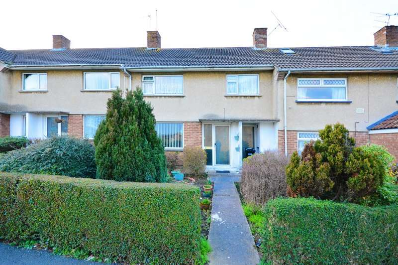 3 Bedrooms Terraced House for sale in Donnington Walk, Keynsham, BS31