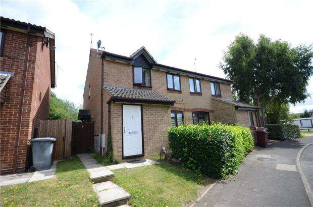 1 Bedroom Maisonette Flat for sale in Charles Evans Way, Caversham, Reading
