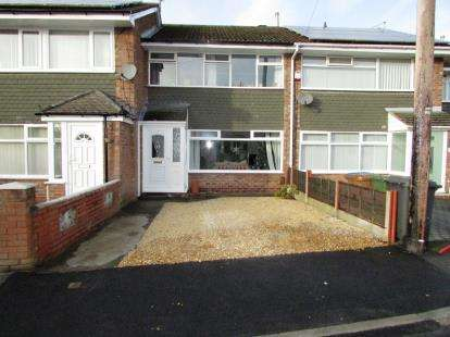 3 Bedrooms Terraced House for sale in Rectory Close, Denton, Manchester, Greater Manchester