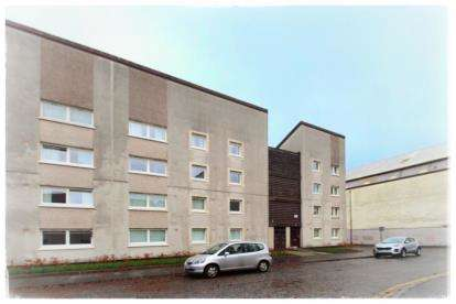 3 Bedrooms Flat for sale in Eglinton Court, Glasgow