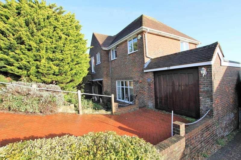 3 Bedrooms Detached House for sale in Summerdown Lane, East Dean, BN20 0LE
