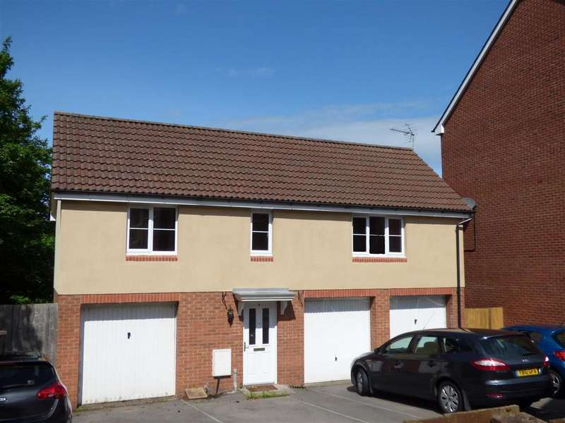 2 Bedrooms Detached House for sale in James Stephens Way, Chepstow