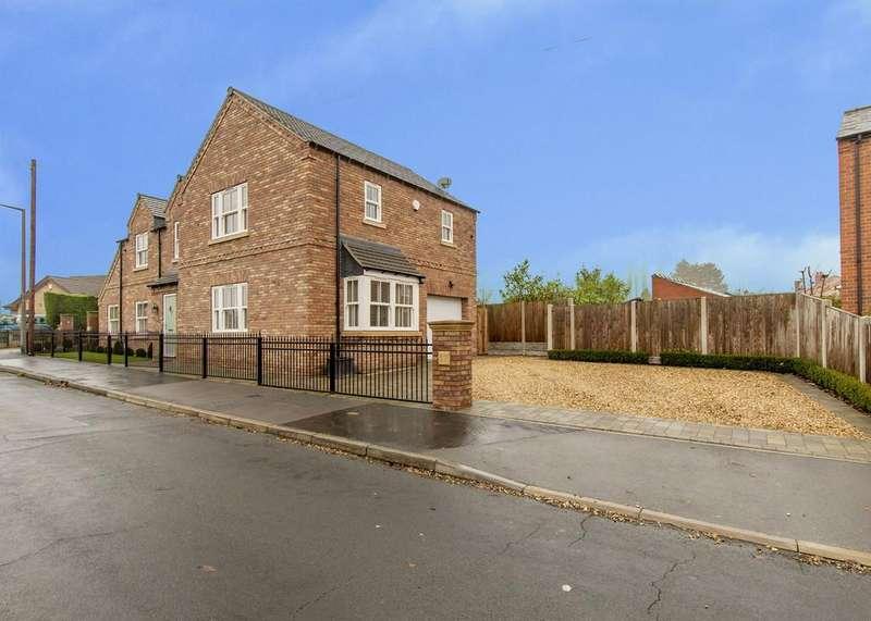 4 Bedrooms Detached House for sale in Chapel Lane, Branton