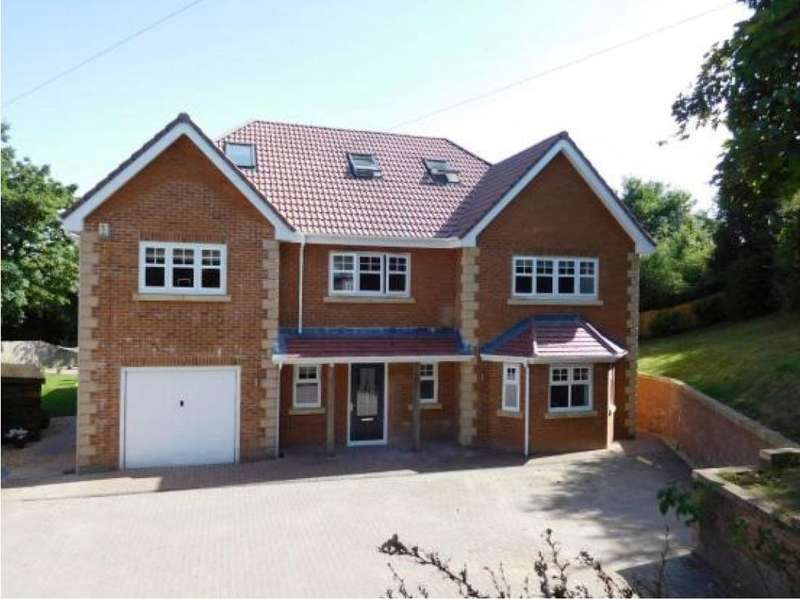 5 Bedrooms Detached House for sale in Gelli Lane, Pontllanfraith, Blackwood