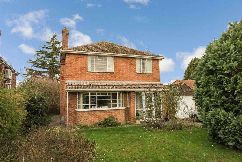 3 Bedrooms Detached House for sale in Mill Drove Bourne