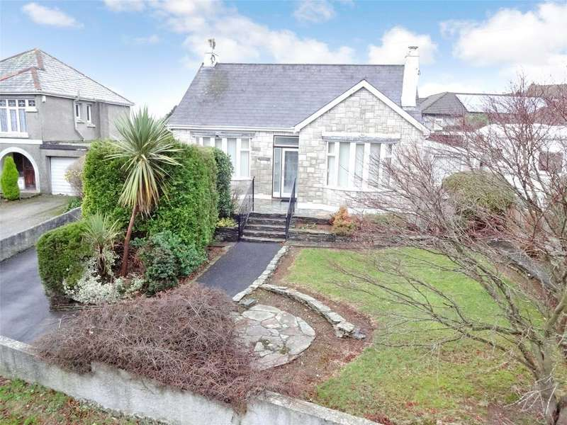 3 Bedrooms Detached Bungalow for sale in Launceston Road, Bodmin