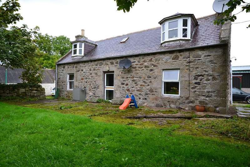 3 Bedrooms Detached House for sale in North KillyquharnNew Aberdour, Fraserburgh AB43 7LN
