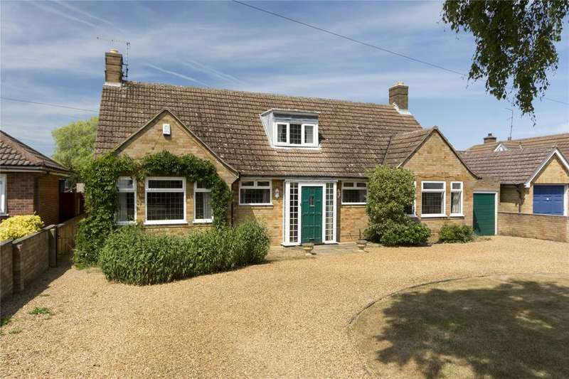 3 Bedrooms Detached Bungalow for sale in Woodcroft Road, Marholm, Peterborough