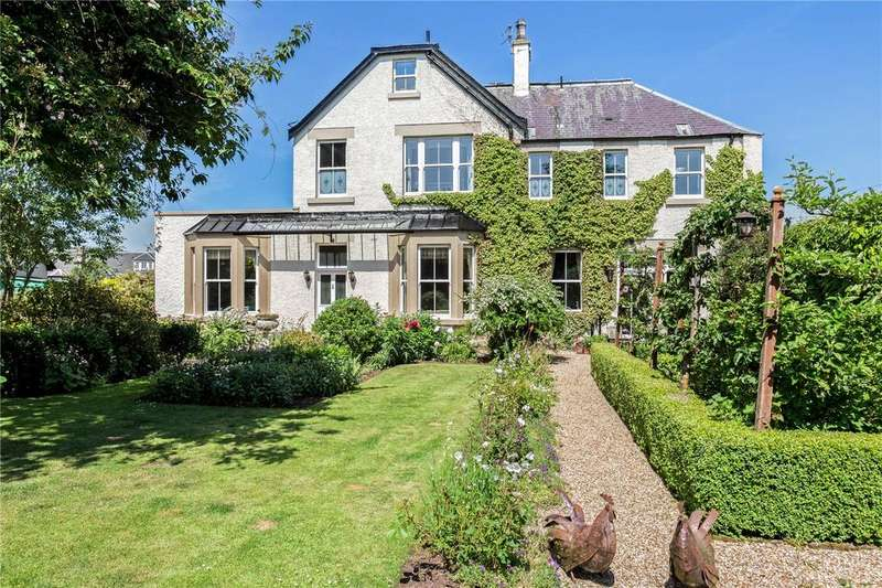 5 Bedrooms Detached House for sale in Cairnbury House, Edinburgh Road, Biggar, Lanarkshire
