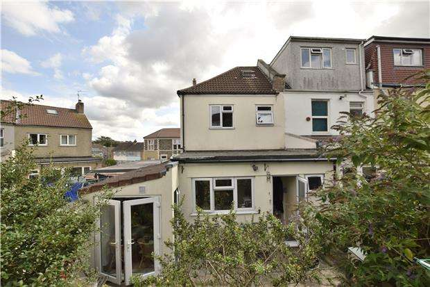 3 Bedrooms End Of Terrace House for sale in St. Annes Road, St George, BS5 8RB