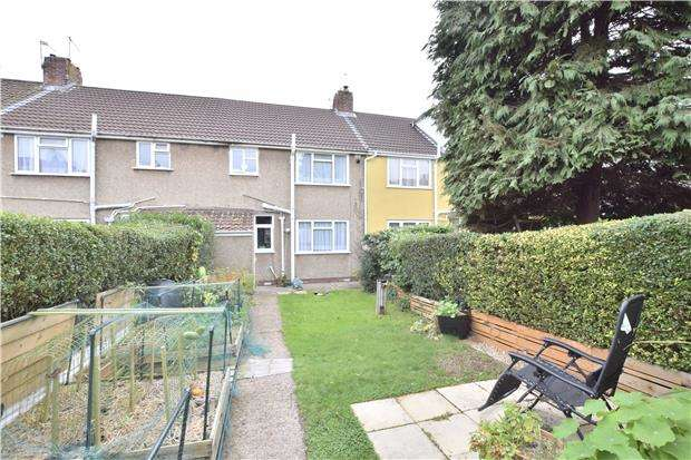 3 Bedrooms Terraced House for sale in Lavington Road, St George, BS5 8SQ