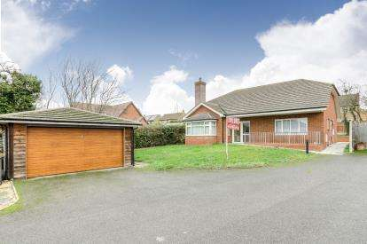 3 Bedrooms Bungalow for sale in Mill Road, Sharnbrook, Bedford, Bedfordshire