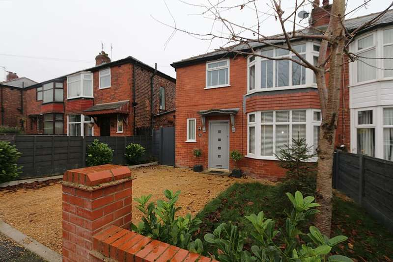 3 Bedrooms Semi Detached House for sale in Ruskin Road, Prestwich, Manchester, Greater Manchester, M25