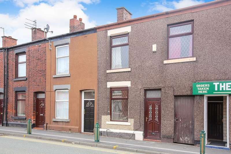 3 Bedrooms Terraced House for sale in Dowson Road, Hyde, SK14
