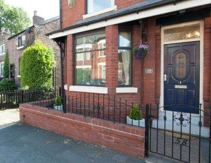 3 Bedrooms End Of Terrace House for sale in High Bank, Manchester, Greater Manchester