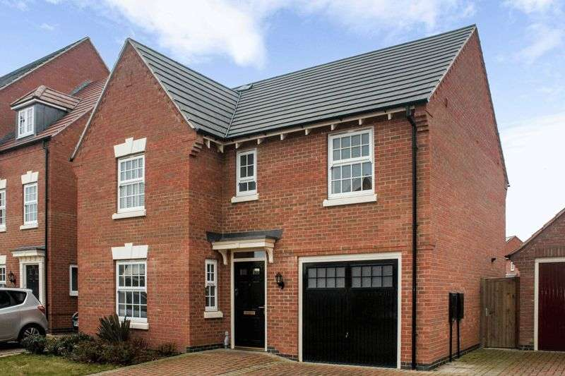 4 Bedrooms Property for sale in Charlotte Way, Peterborough