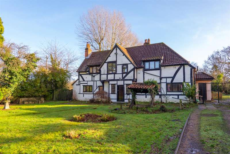 5 Bedrooms Detached House for sale in Bonnetts Lane, Ifield, Crawley