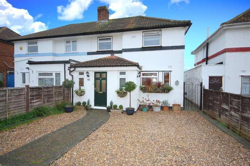 3 Bedrooms Semi Detached House for sale in Birchwood, Hatfield