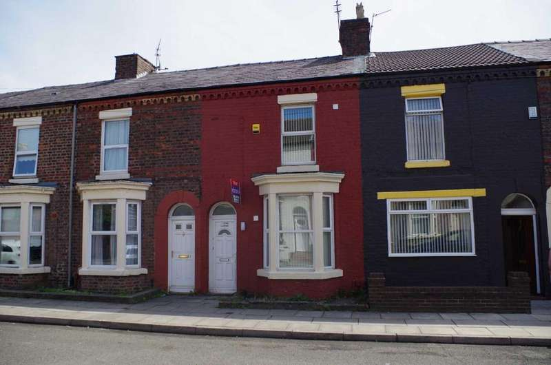 4 Bedrooms Terraced House for sale in Mansell Road, Liverpool