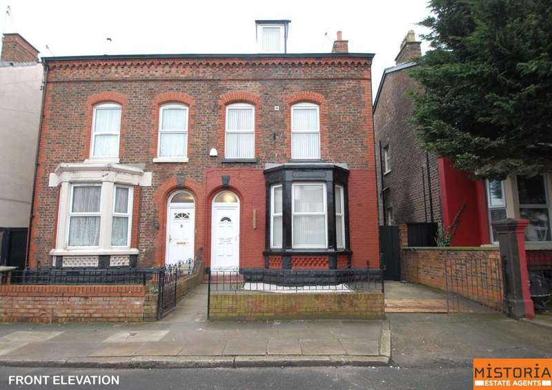 6 Bedrooms Terraced House for sale in Stanley Street, Liverpool