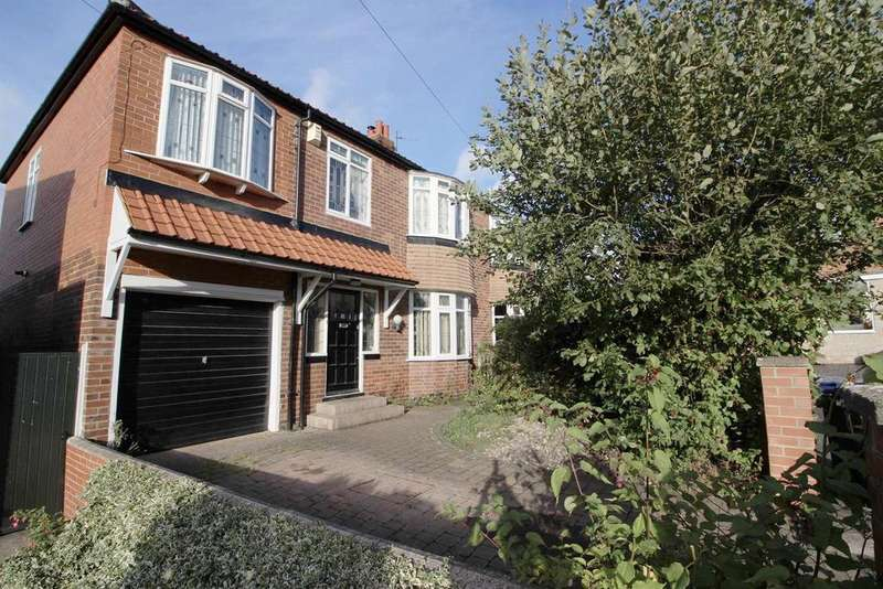 4 Bedrooms Semi Detached House for sale in Winchcombe Place, High Heaton