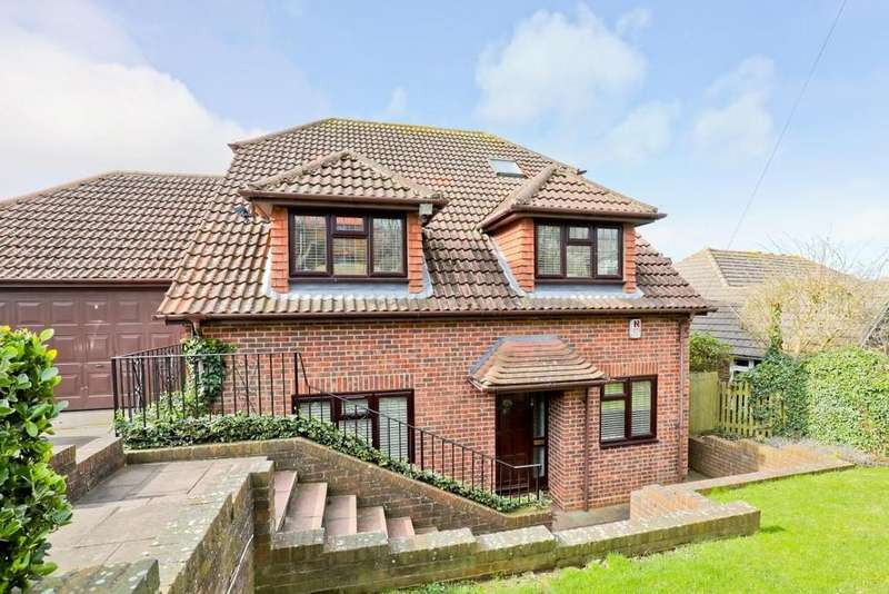 5 Bedrooms House for sale in Crescent Drive North, Brighton