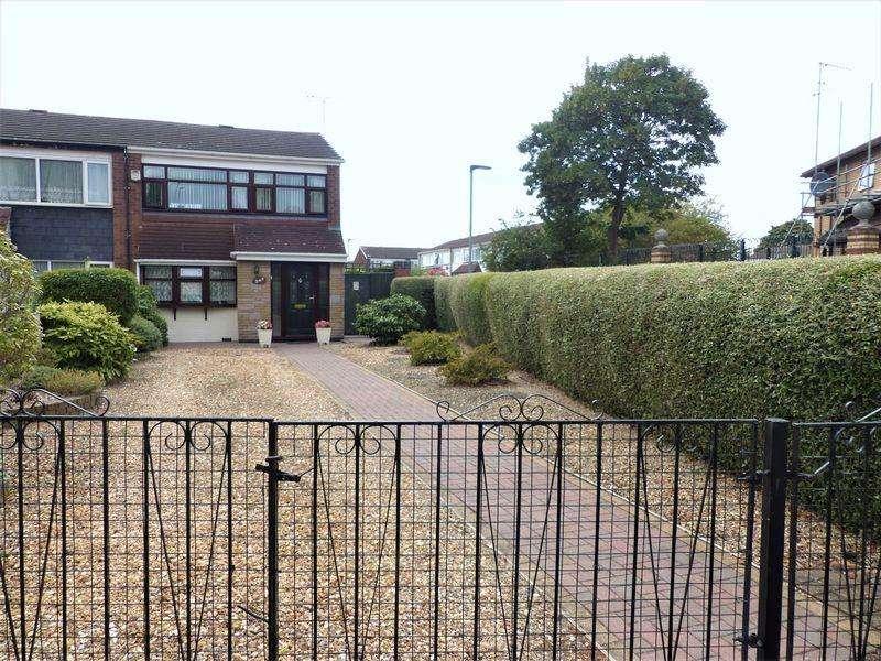 3 Bedrooms Terraced House for sale in Farnborough Road, Birmingham