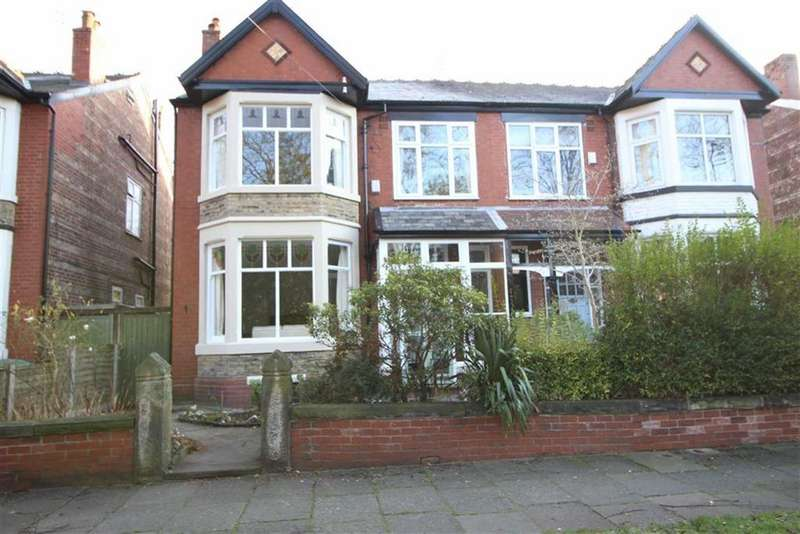 4 Bedrooms Semi Detached House for rent in Green Walk, Whalley Range