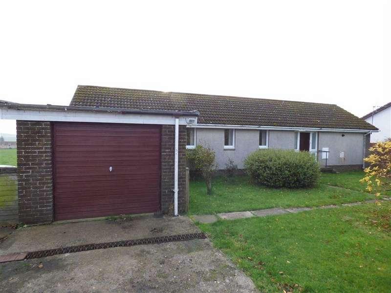 2 Bedrooms Bungalow for sale in Kings Highway, Largoward, Fife