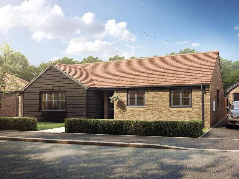 3 Bedrooms Detached Bungalow for sale in Westmoreland Road, Moulton, Spalding