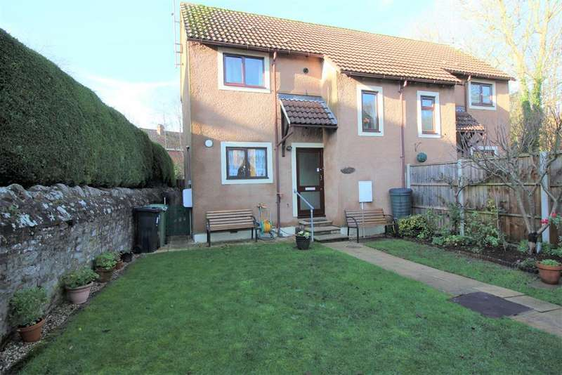 2 Bedrooms Semi Detached House for sale in Park Road, Thornbury, Bristol, BS35 1FW