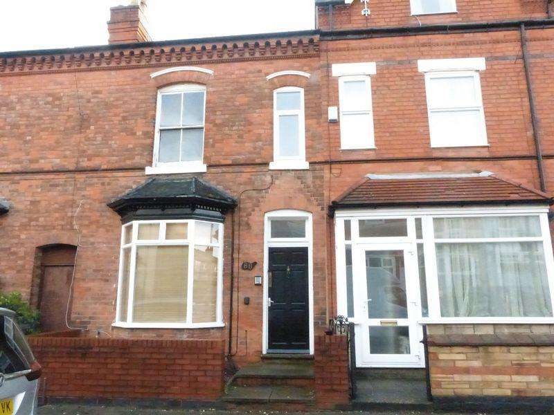 3 Bedrooms Terraced House for sale in South Road, Birmingham