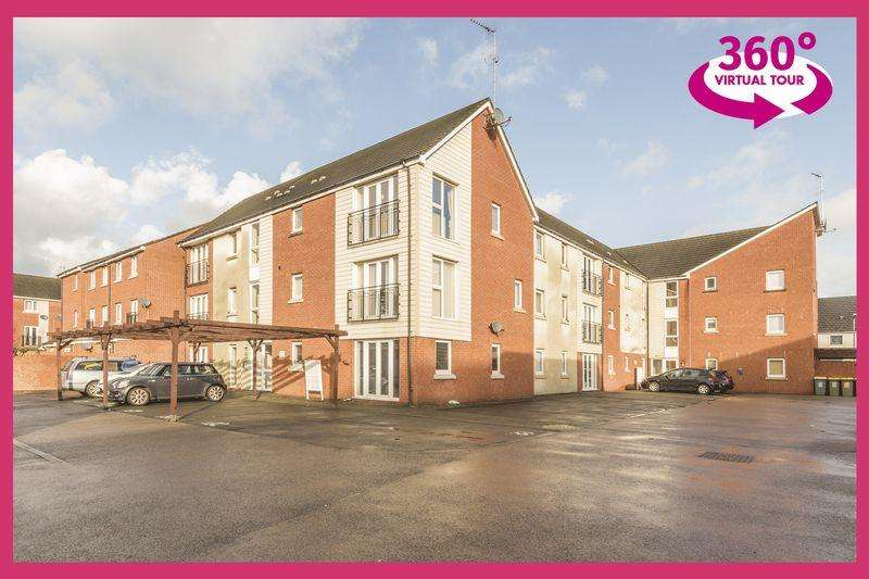 2 Bedrooms Apartment Flat for sale in Alicia Crescent, Newport - REF# 00005818 - View 360 Tour at