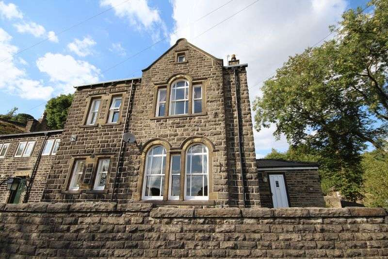 3 Bedrooms Property for sale in COTE LANE, Littleborough OL15 9LL