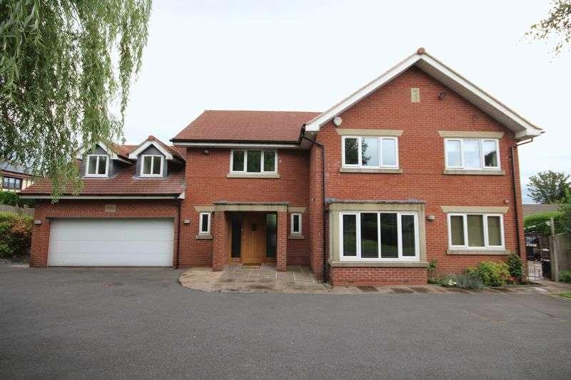 6 Bedrooms Property for sale in BAGSLATE MOOR ROAD, Bamford, Rochdale OL11 5YH