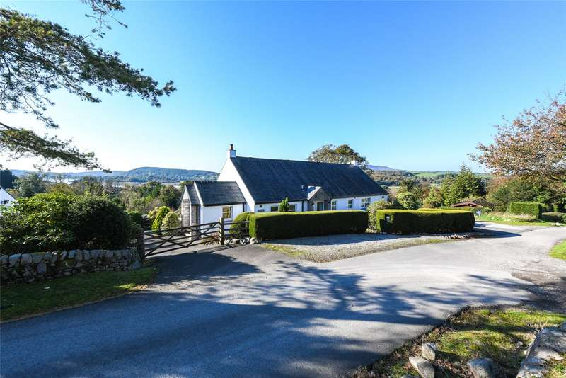 4 Bedrooms Detached Bungalow for sale in Clunehill, Riverview Park, Kippford, Dalbeattie, Dumfries and Galloway, DG5