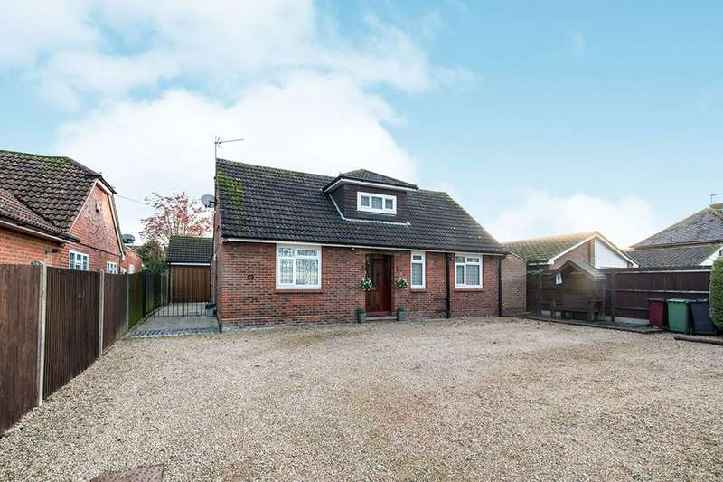 4 Bedrooms Detached House for sale in Worting Road, Basingstoke, RG22