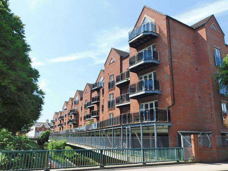 2 Bedrooms Apartment Flat for sale in Welham Street, Grantham