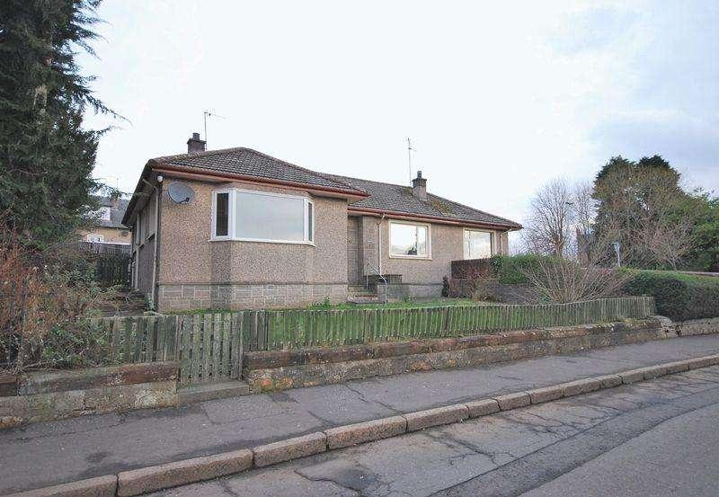 3 Bedrooms Semi Detached Bungalow for sale in Glendale, 44 Culzean Road, Maybole, KA19 8AL