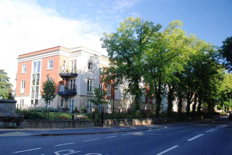2 Bedrooms Apartment Flat for sale in Royal Mews, Station Road, Ashby De La Zouch, LE65